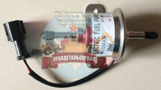 Насос топливоподкачивающий электрический, YM129