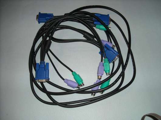 KVM Switch D-Link 4х портовый в г. Чайковский Фото 2