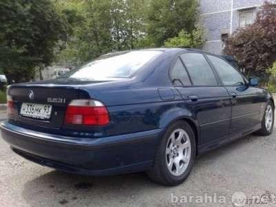 амортизаторы SACHS BMW E39-M Fahrwerk