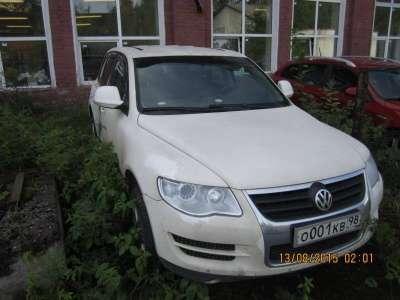 внедорожник Volkswagen Touareg, цена 700 000 руб.,в Санкт-Петербурге Фото 3