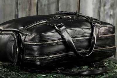 сумку Мужская сумка Вrialdi Dayton black