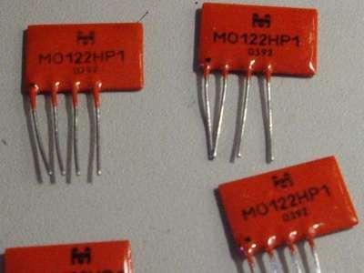 Микросборка  МО122НР1 для радиолюбителей