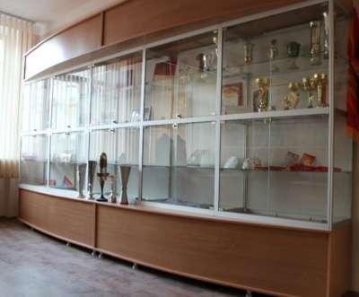 Витрина музейная на заказ в Волгограде Фото 1