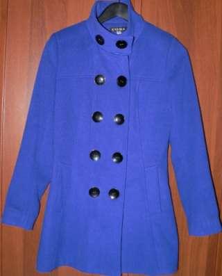 Пальто новое яркое