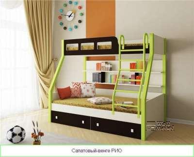 детскую кроватку Россия Рио