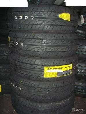 Новые шины dunlop DZ102 235/55ZR17 SP