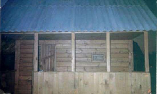 Изготовим щитовые домики, бани
