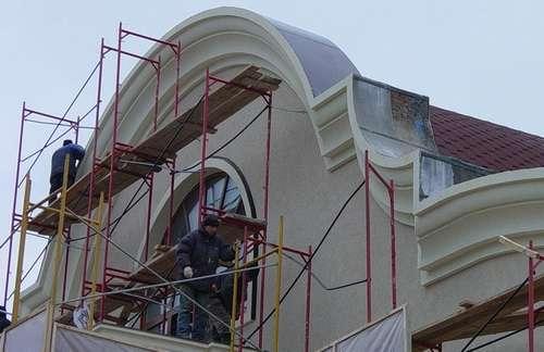 Дом бетонный монолит «Термомур», 130 кв. м