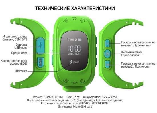 Детские часы Q50 в Москве Фото 1