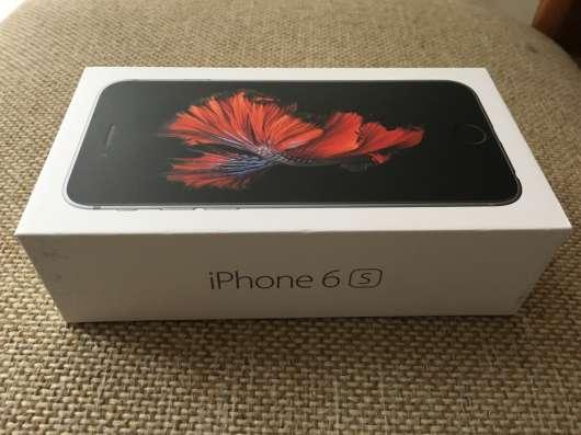 IPhone 6S 128gB серебро