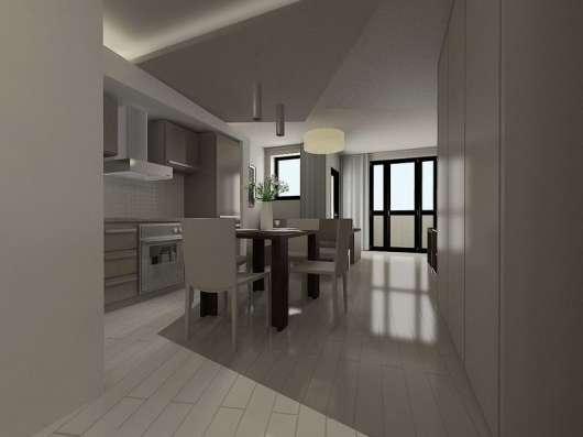 Квартира в новом ЖК «Паруса» г. Ялта