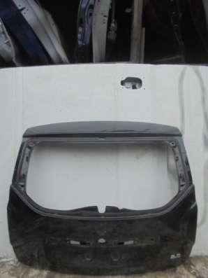 крышка багажника рено дастер
