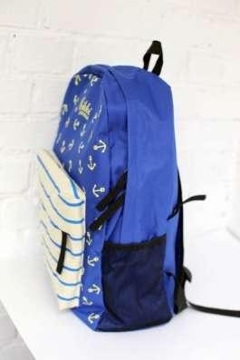 Рюкзак Якоря Голубой в г. Запорожье Фото 1