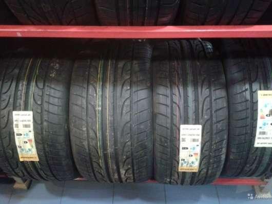Новые немецкие Dunlop 245 45ZR17 Sport Maxx