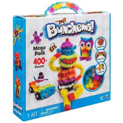 Конструктор детский Bunchems Mega Pack