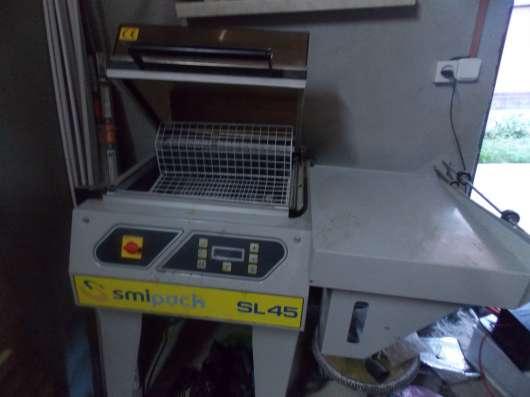 Термоусадочная машина SL 45 производства SmiPack предназначе в г. Минск Фото 1