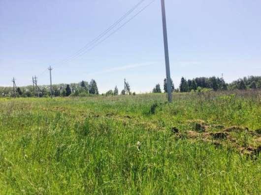 Продается земельный участок 12 соток в деревне Шиколово, Можайский район, 97 км от МКАД по Минскому, Можайскому шоссе. Фото 2