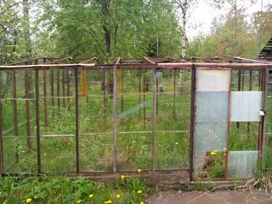 Зимний дом в сад-ве