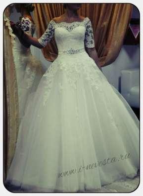 Новое свадебное платье в Санкт-Петербурге Фото 1