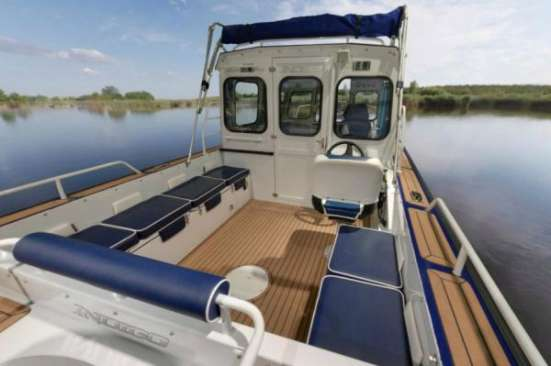 Продаем катер (лодку) Trident 720 CT Indigo в Ярославле Фото 5