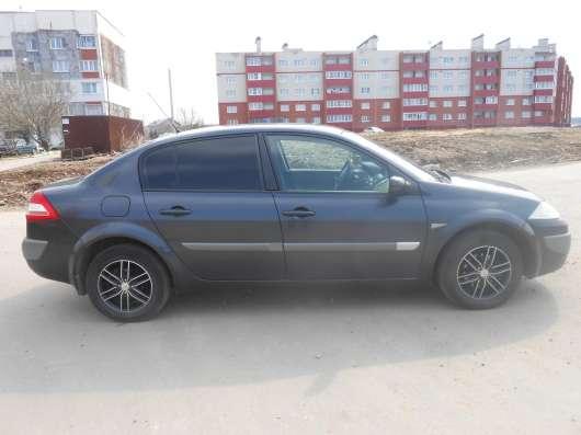 Продажа авто, Renault, Megane, Механика с пробегом 140000 км, в Туле Фото 4