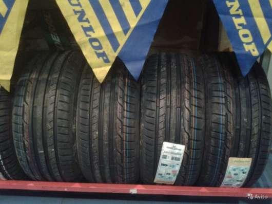 Новые Dunlop 245 40ZR17 Sport Maxx RT 91Y