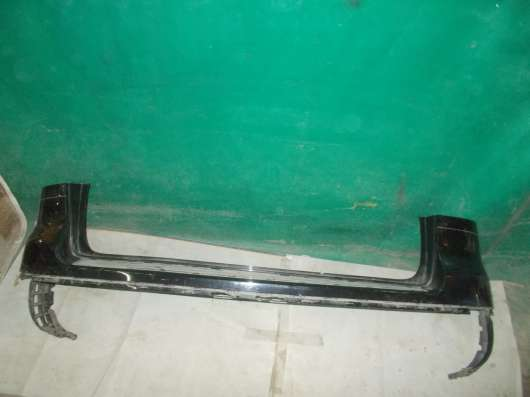 Задний бампер верхняя часть Volkswagen Touareg