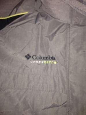 Продам шикарную новую куртку Коламбия теплая размер 52 -54