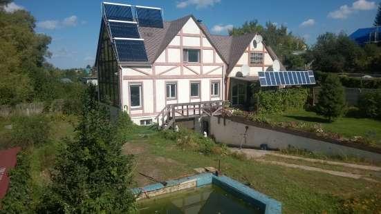 Автономный благоустроенный дом в лесу на берегу Иртыша