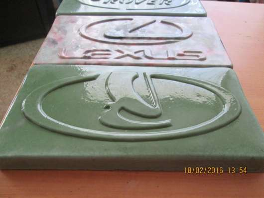 Производство плитки под мрамор