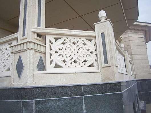 Новинка! Декоративные изделия из травертина в г. Алматы Фото 2