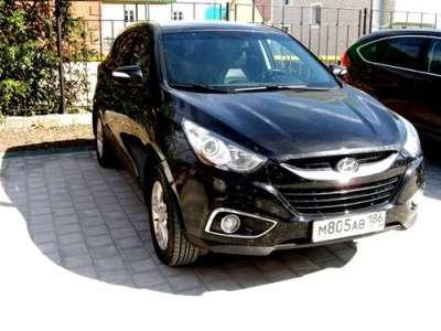 автомобиль Hyundai ix35, цена 1 030 000 руб.,в Ханты-Мансийске Фото 5