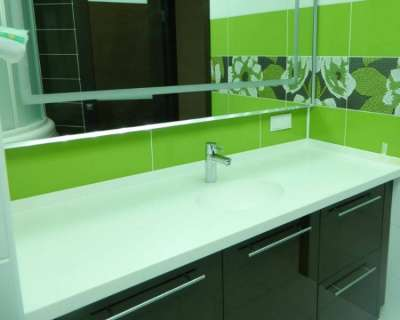 Мебель для ванной на заказ Альфа-Мебель в г. Самара Фото 5