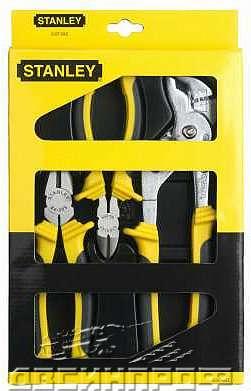 Набор плоскогубцев и кусачек Stanley Stanley 6-97-043