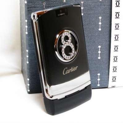 сотовый телефон Cartier 8 Black в Красноярске Фото 1