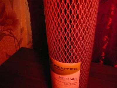 Угольный фильтр Pentek