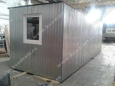 Бытовка строительная в Казани