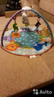 детский развивающий коврик с игрушками в Подольске Фото 2