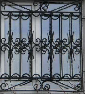 """Кованые ворота, калитки, решетки """"ГРАД"""""""