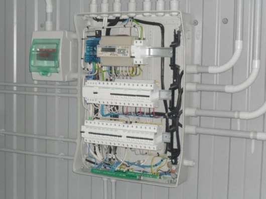 Электромонтажные работы в Сочи