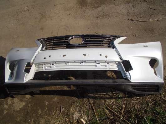 Бампер передний лексус RX-350