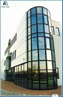 Строительство административных зданий в Краснодаре Фото 1