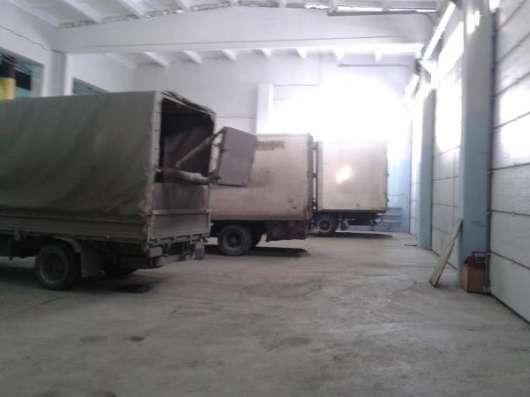 Автосервис грузовой в Челябинске Фото 1