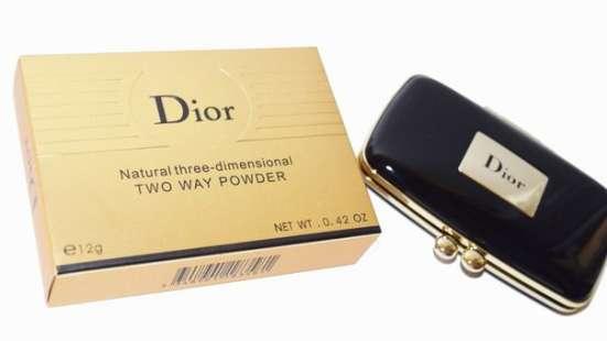 Тени Dior natural three - dimensional 01