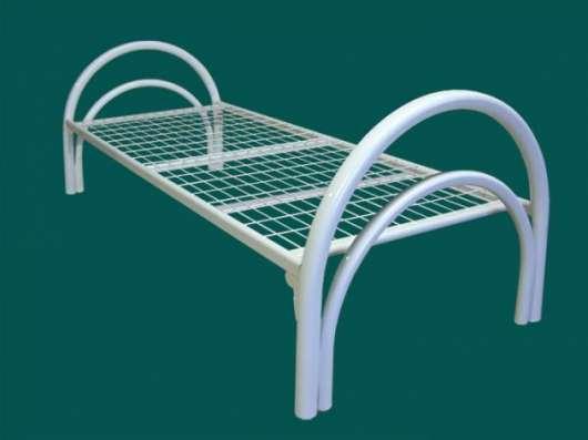 Металлические кровати с ДСП спинками для больниц, кровати для гостиниц, кровати для студентов, кровати оптом от производителя.