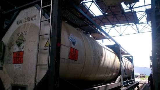 Танк-контейнер в Санкт-Петербурге Фото 2