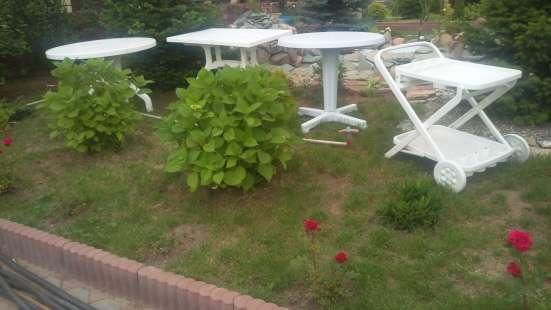 Садовая, уличная, террасная мебель