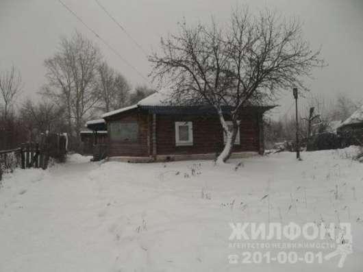дом, Новосибирск, Елоховская, 42 кв.м.