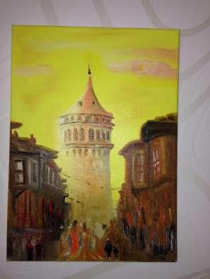 Продаётся картина маслом 25х35 см в Сергиевом Посаде Фото 1