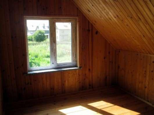 Продается 2-х этажный коттедж в деревне Бычково (рядом водохранилище) Можайский р-он,130 км от МКАД по Минскому шоссе.